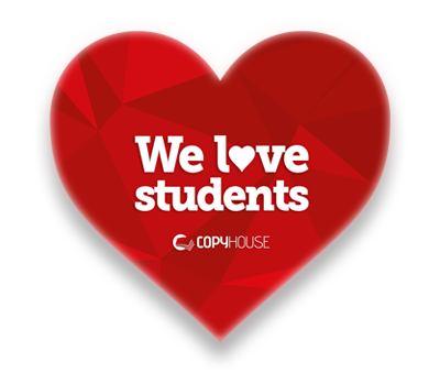 CopyHouse-Herz - We Love Students!